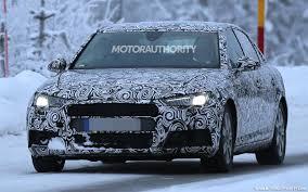 audi a4 2016 spy shots.  Audi 2016 Audi A4 Spy Shots  Image Via S BaldaufSBMedien For Spy Shots 6