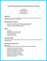 Administrative Assistant Cv Administrative Assistant Resume Office