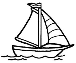 Small Picture Boat Coloring Page GetColoringPagescom