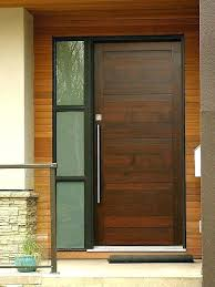 side entry doors with window glass panels for front doors s black front door with glass