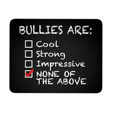 best student council ideas student council  anti bullying mouse pad bullies are none of the above
