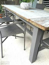 End Table Related Post Duanewingett Build Rustic Furniture Rustic Furniture Rustic Farmhouse Dining