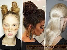 Vlasy Zhromaždené Nápady Pre Jednoduché účesy Ladysfashionstylecom