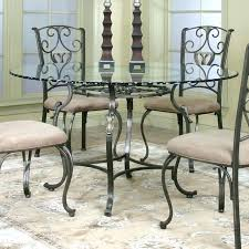 glass top kitchen table and chairs glass top dinette sets modern glass dining table glass top