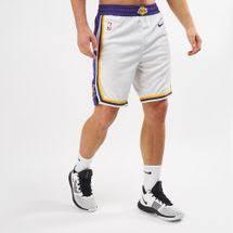 Nba Swingman Shorts Size Chart Nike Nba Los Angeles Lakers Association Edition Swingman Shorts