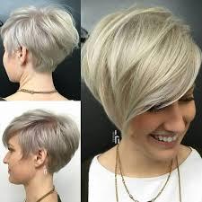 Kort Haar Modellen Knap 10 Frisse Korte Kapsels In Blonde Kleuren