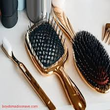 Shop <b>Janeke Brushes</b> The <b>Golden Hair</b> Comb at Boyd's Madison ...