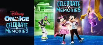 Snhu Arena Seating Chart Disney On Ice Disney On Ice Celebrate Memories Snhu Arena Manchester