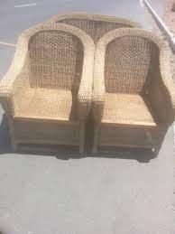 malawian cane chairs each single r 950