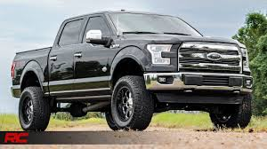 2016 Ford F-150 King Ranch (Black) Vehicle Profile