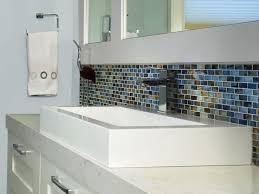 bathroom backsplash. Image Of: Contemporary Bathroom Backsplash Ideas
