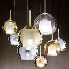 Italian Globe Pendant Lights from Penta: GLO