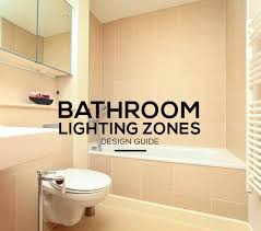 bathroom lighting zones. Bathroom Lighting Zones Explained: IP Ratings, Zones, And Diagram