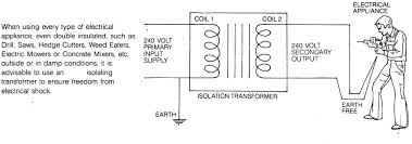 isolation verses economy how to wire a transformer diagram at Step Down Transformer Wiring