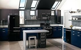 samsung black stainless fridge. Samsung Black Stainless Fridge Steel Appliances Kitchen Designs With White Cabinets .