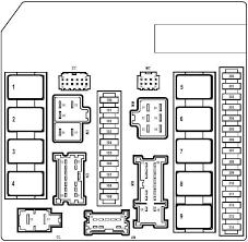 2004 2007 renault modus fuse box diagram fuse diagram engine compartment fuse box