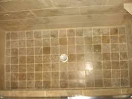 tumbled travertine tile shower. Brilliant Shower 8x16 Tumbled Travertine For The Walls Matching 4x4 Shower Pan  Custom Made Pans And Soap Boxes Bathroom Tile In Travertine Shower H