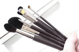 louise young luxury vegan makeup brushes
