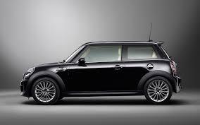 mini cooper 4 door black. 2012minicoopergoodwoodside 4193 mini cooper 4 door black
