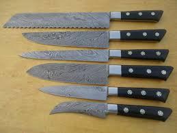 Sharp Kitchen Knives
