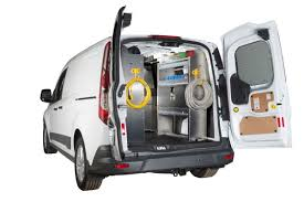 ford transit connect you can do all thiore with premium aluminum shelving accessories from ranger design