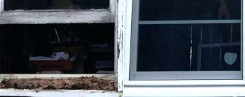 repair rotted window frame repair rotted window sill how to replace an interior window sill removing repair rotted window frame
