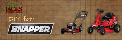 snapper diy fix and repair your snapper lawn mower diy for snapper