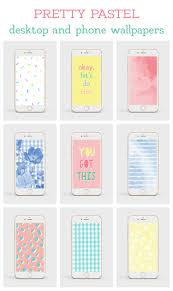 pretty phone wallpaper.  Phone 9 PRETTY PASTEL DESKTOP AND PHONE WALLPAPERS FOR SPRING U2014 Gathering Beauty And Pretty Phone Wallpaper