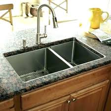 White Composite Sink Granite Vs Stainless Steel Sinks  Minimalist Kitchen Or 1556
