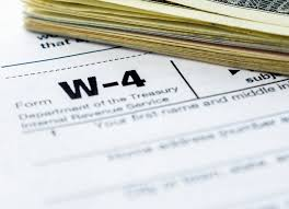 Irs Proposes Major Revisions To Form W 4 For 2020 Hr Daily