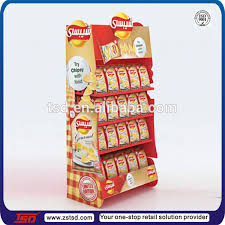 Potato Chip Display Stand