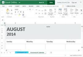 Excel Monthly Calendar Templates Shionethompsonyoga Club