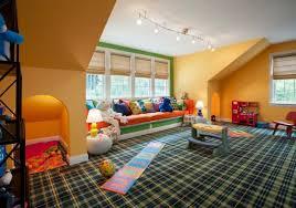 20 Comfortable Attic Playroom Design Ideas