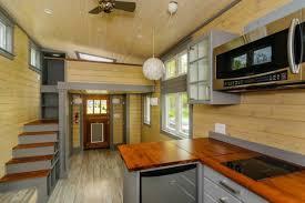 custom tiny house. Brilliant Tiny 300 Sq Ft Custom Tiny Home On Wheels By Wishbone Homes 005 Throughout House