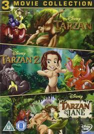 Tarzan (video) | Disney Wiki