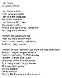 I Am Poems Poem Templates Nice Template I Am Writemyessayforme10 Com
