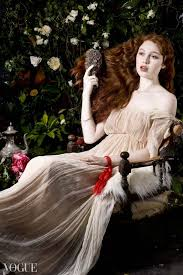 recreating dante gabriel rossetti paintings in the modern day portrait um by donna stevens pose reference capelli rossi