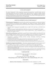 Retail Resume Sample Lovely Retail Resume Objective Download Now