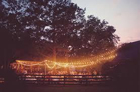rustic wedding lighting. rustic wedding outdoor lights lighting