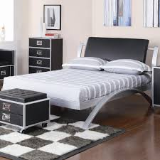 Twin Platform Bed Coaster LeClair 300200T Metal | Dunk \u0026 Bright