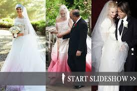 19 of the most spectacular celebrity wedding dresses heelstoher