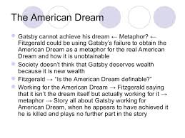 The Great Gatsby Failure Of American Dream Quotes Best Of An Introduction To The Analysis Of American Dream Term Paper Writing