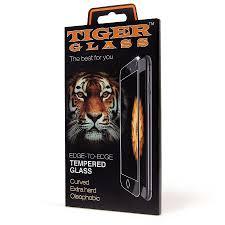 защитное стекло tiger 3d iphone 7 золотой