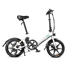 <b>FIIDO D3S Folding Electric Bike</b> Moped Bicycle Variable speed ...
