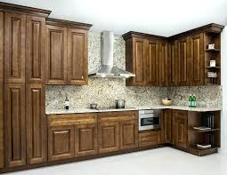 All Wood Kitchen Cabinets Online Impressive Decorating