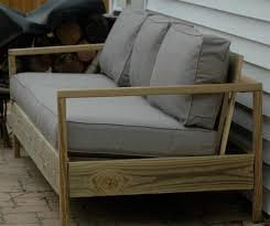 84 patio sofa
