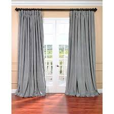 off white velvet curtains brilliant exclusive fabrics off white velvet blackout extra wide curtain velvet blackout