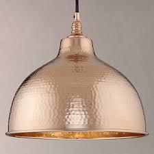 copper lighting fixture. bolu pendant shade copper lighting fixture