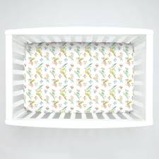 bananafish love bird crib bedding