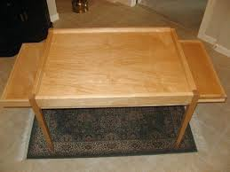 jigsaw puzzle table image 0 ideas diy coffee jigsaw puzzle table